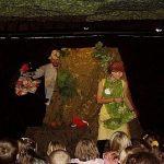 Africká pohádka - Divadlo V batohu - fotografie