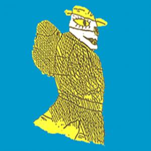 Divadlo V batohu - logo