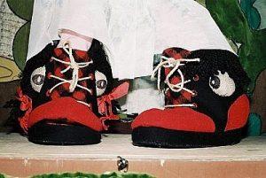 Zatoulané botičky - foto